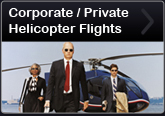 Book Corporate Helicopter Flights