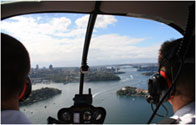 Learn TO Fly Helicopter in Sydney