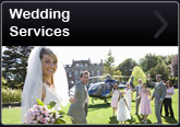 Book Helicopters For Wedding Service
